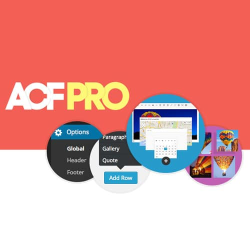 Advanced Custom Fields ACF Pro