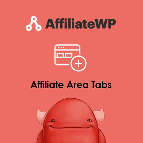 AffiliateWP – Affiliate Area Tabs