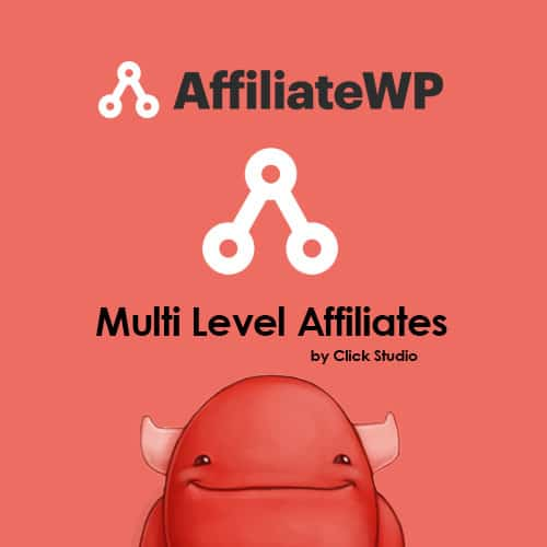 AffiliateWP – Multi Level Affiliates by Click Studio