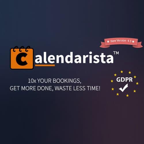 Calendarista Premium Edition WordPress appointment booking System
