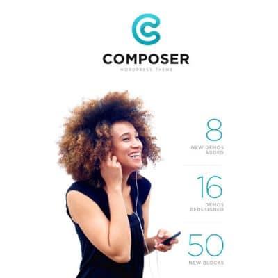 Composer Responsive Multi Purpose High Performance WordPress Theme 400x400 1