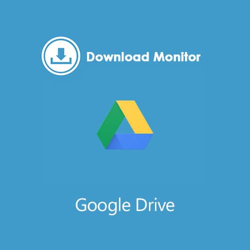 Download Monitor Google Drive