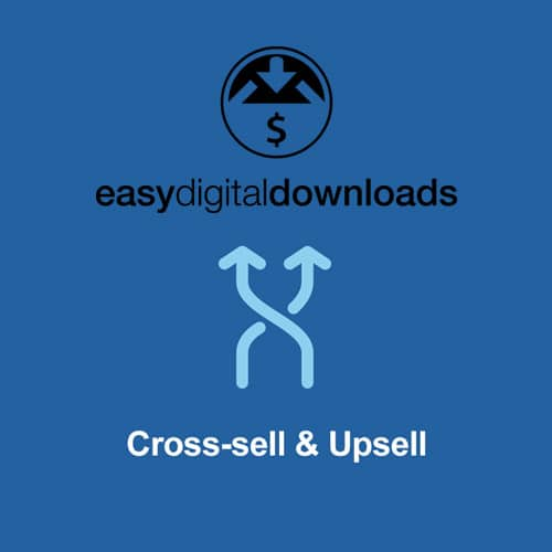Easy Digital Downloads Cross sell and Upsell