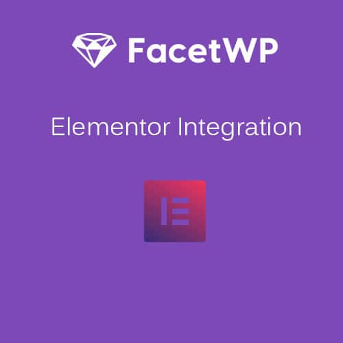 FacetWP Elementor Integration