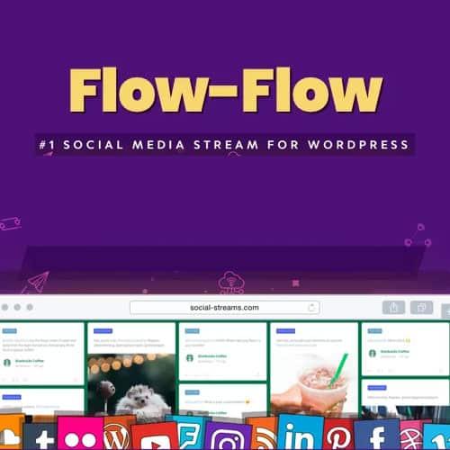 Flow Flow – WordPress Social Stream Plugin