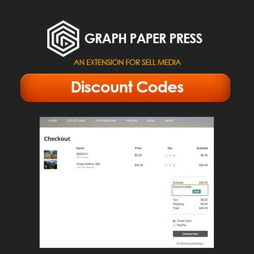 Graph Paper Press Sell Media Discount Codes
