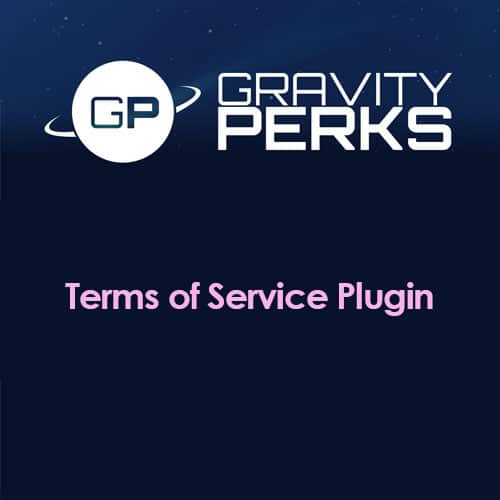 Gravity Perks Terms of Service Plugin
