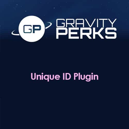 Gravity Perks Unique ID Plugin