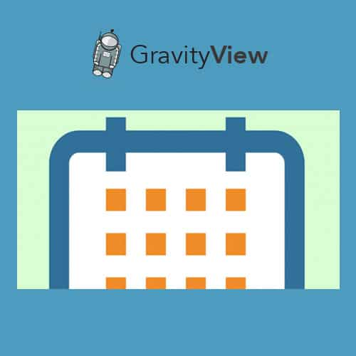 GravityView Gravity Forms Calendar