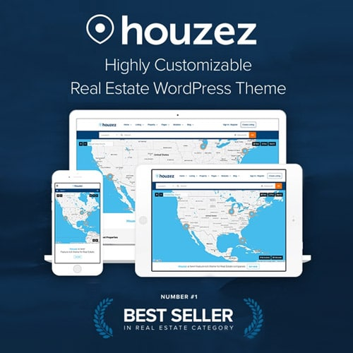 Houzez Real Estate WordPress Theme