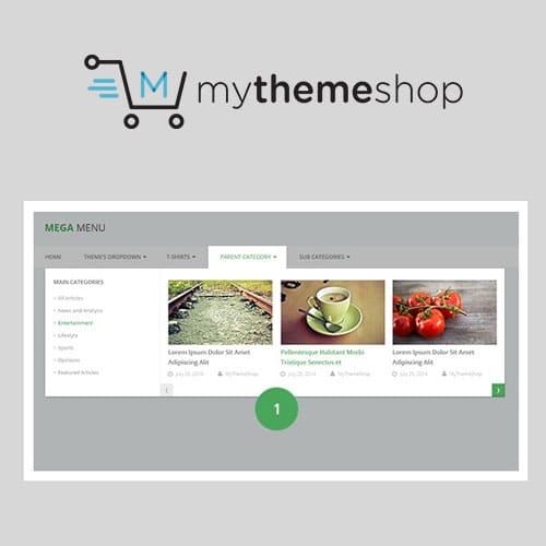 MyThemeShop My WP Mega Menu