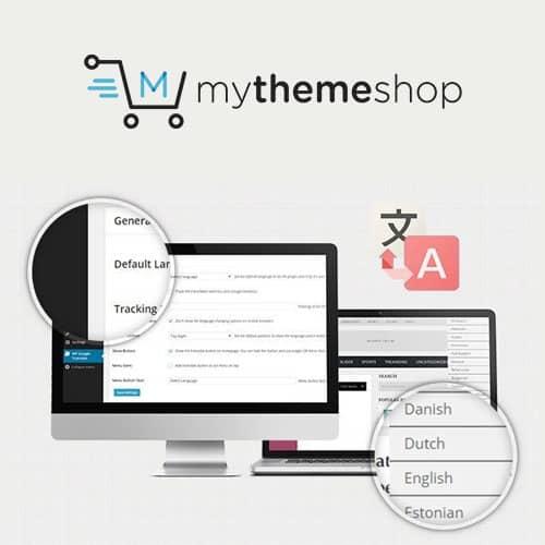 MyThemeShop WP Google Translate