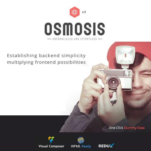 Osmosis – Responsive Multi Purpose Theme