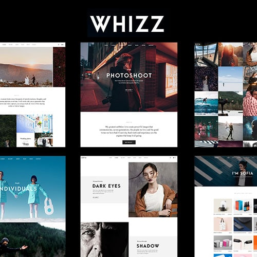 Photography Whizz Photography WordPress for Photography