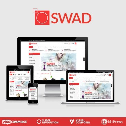 Responsive Supermarket Online Theme – Oswad