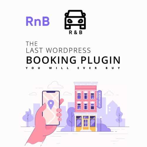 RnB – WooCommerce Bookings Rental Plugin