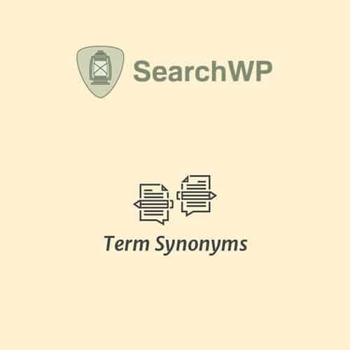 SearchWP Term Synonyms