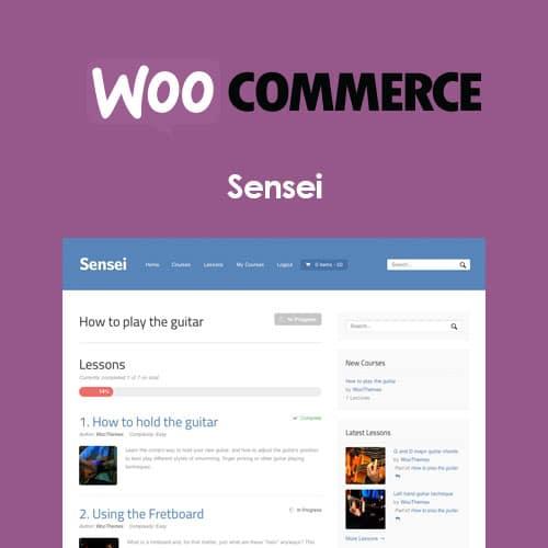 Sensei LMS WordPress Plugin