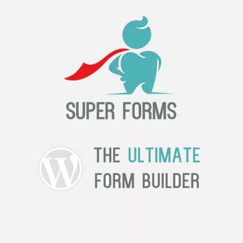 Super Forms – Drag Drop Form Builder