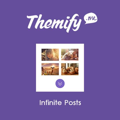 Themify Builder Infinite Posts