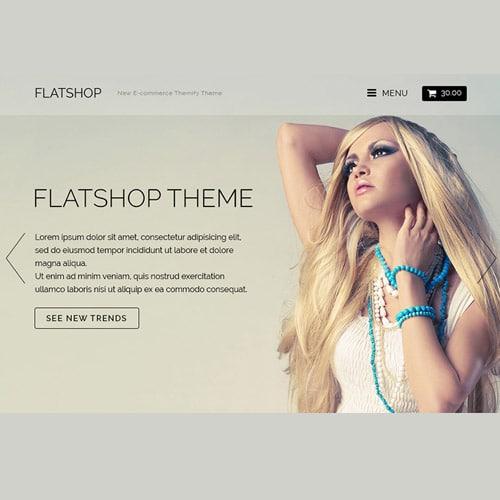 Themify Flatshop WooCommerce Theme