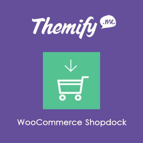 Themify WooCommerce Shopdock