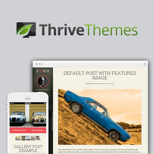 Thrive Themes Voice WordPress Theme
