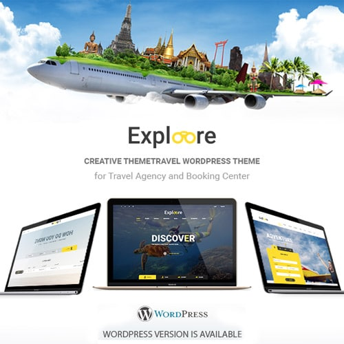 Tour Booking Travel EXPLOORE Travel