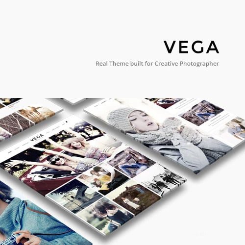 Vega Photography WordPress