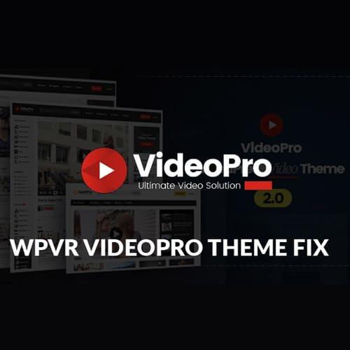 VideoPro Video WordPress Theme