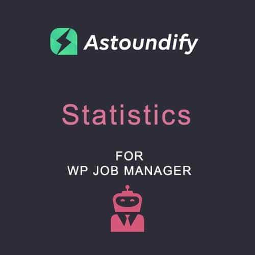 WP Job Manager Stats Addon 1
