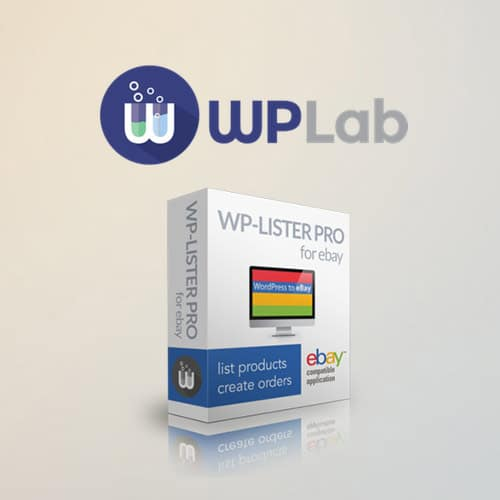 WP Lister Pro for eBay by WP Lab