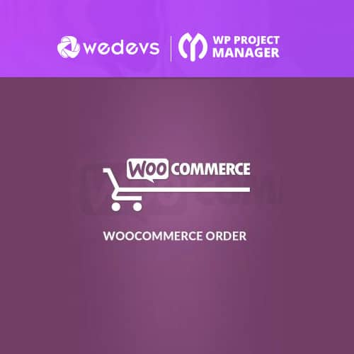 WP Project Manager Pro – WooCommerce Order