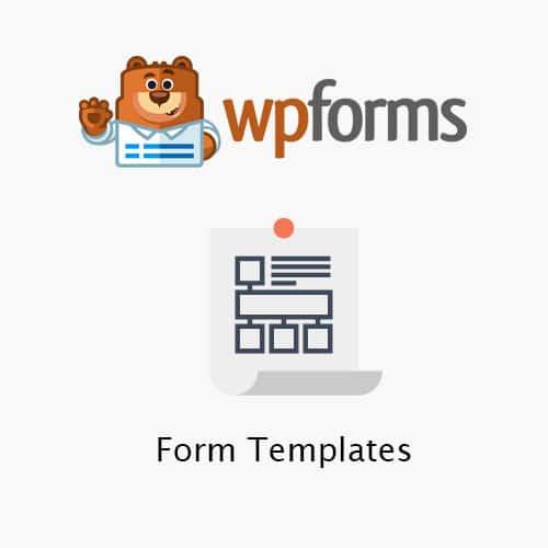 WPForms – Form Templates Pack