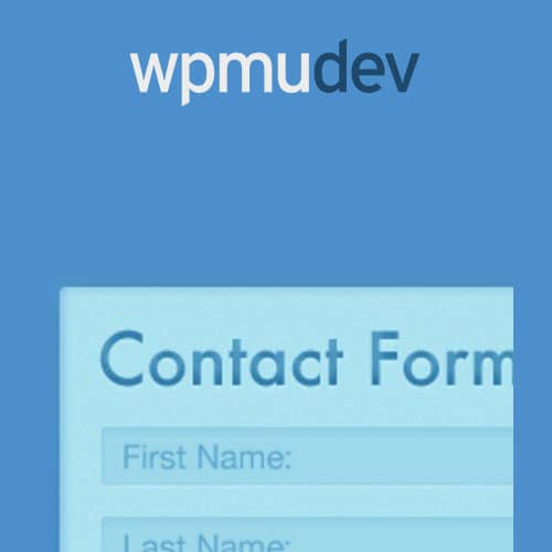 WPMU DEV Contact Widget