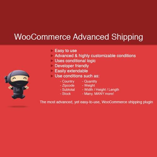 WooCommerce Advanced Shipping
