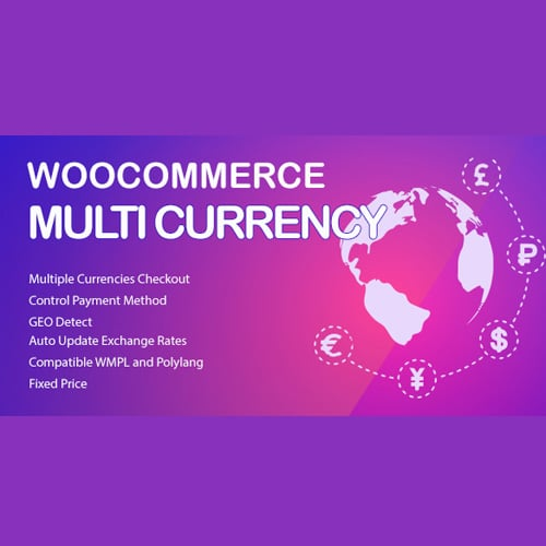 WooCommerce Multi Currency Currency Switcher