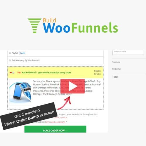 WooFunnels Order Bumps