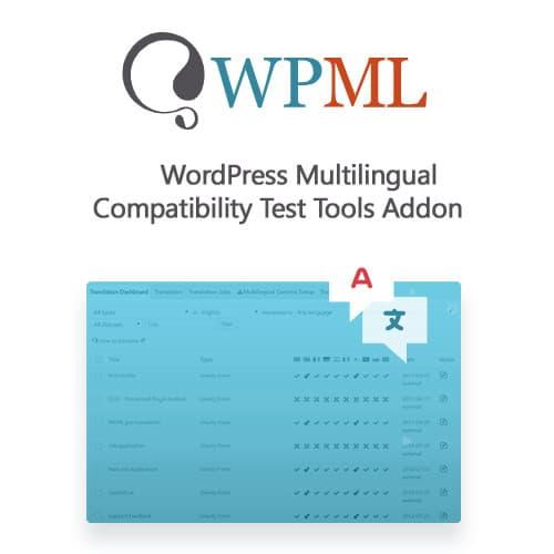 WordPress Multilingual Compatibility Test Tools Addon