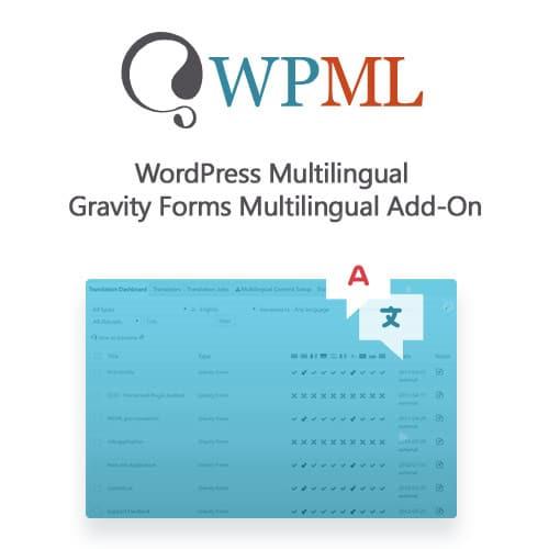 WordPress Multilingual Gravity Forms Multilingual Add On