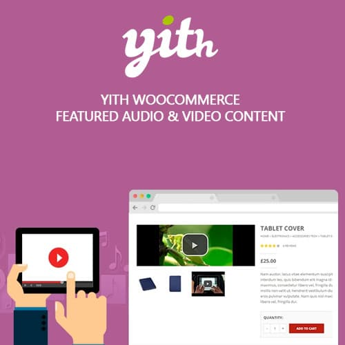 YITH WooCommerce Featured Audio Video Content Premium
