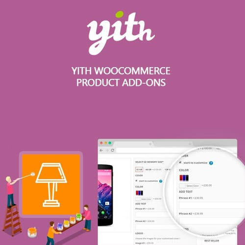 YITH WooCommerce Product Add Ons Premium