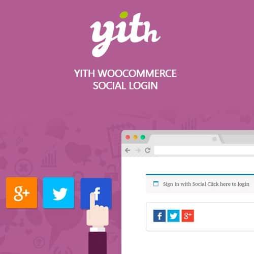 YITH WooCommerce Social Login Premium 1