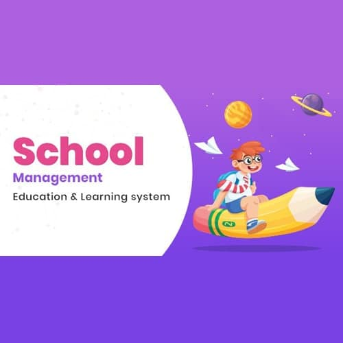 School Management Education Learning Management system for WordPress